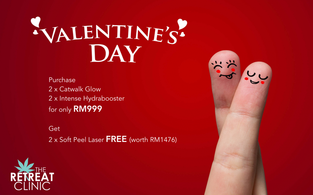Valentine's Day – Look your best!