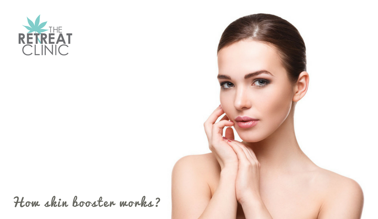 How SkinBooster works to give luminous skin?