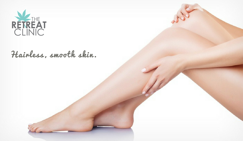 Pain Free Hair Removal!