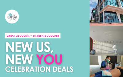 New Clinic Opening Sale: New Us, New You Celebration Deals!